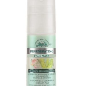 Regenerating And Refreshing Face Mask For Normal Dry And Sensitive Skin