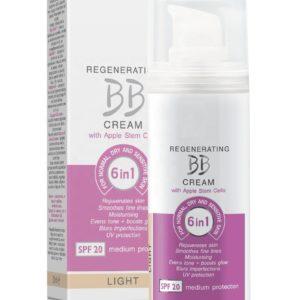 Regenerating B B Cream Light For Normal Dry And Sensitive Skin | Wholesale