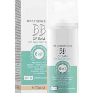 Regenerating B B Cream Medium For Oily And Combination Skin | Wholesale