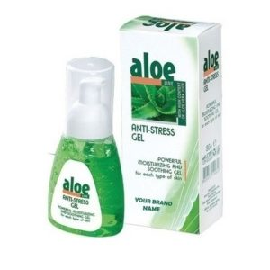 Skin Care Gel Aloe Vera For All Skin Types Paraben Free Private Label Available | Wholesale | White Label