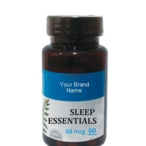 Sleep Essentials Food Supplement Natural Private Label | Wholesale