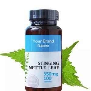 Stinging Nettle Leaf Food Supplement Natural Private Label | Wholesale