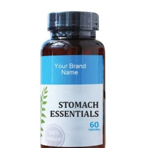 Stomach Essentials Food Supplement Natural Private Label | Wholesale