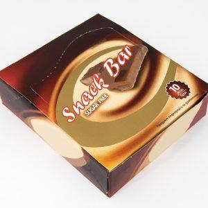 Sugar Free Cocoa Snack Bar - 30 g. Suitable For Diabetics Private Label | Wholesale | Bulk | Made In EU