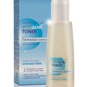 Super-Active Anti-Acne Toner For Problematic Acnoid Skin | Wholesale