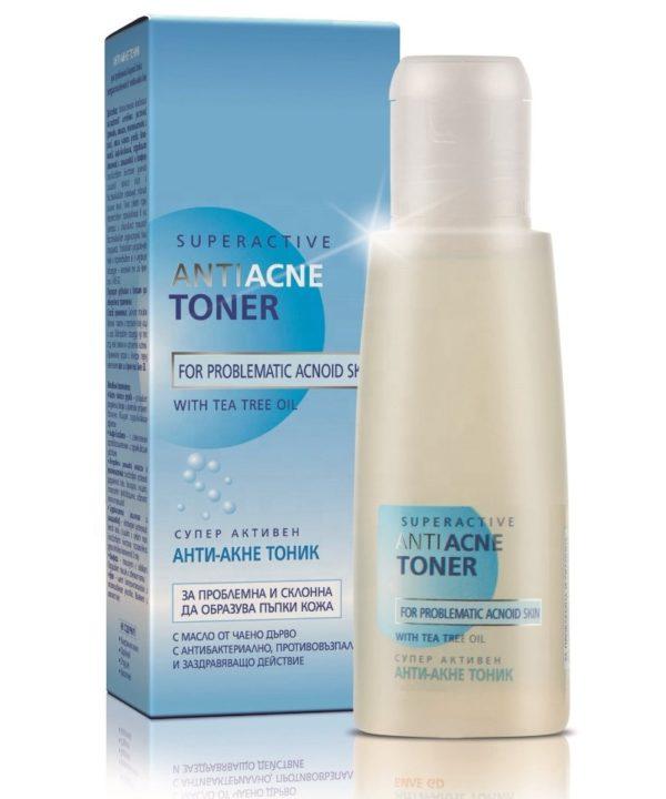 Super-Active Anti-Acne Toner For Problematic Acnoid Skin | Wholesale
