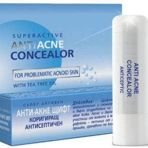 Super-Active Antiseptic Anti-Acne Concealer For Problematic Acnoid Skin | Wholesale