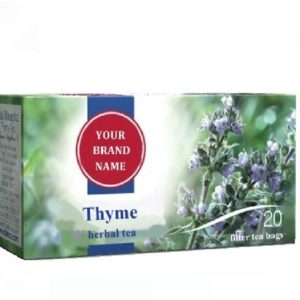 Thyme Herbal Tea Only In Private Label | Wholesale | White Label