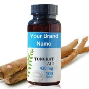 Tongkat Ali Natural Private Label | Wholesale