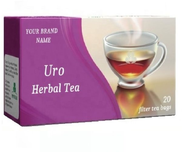 Uro Herbal Tea Only in Private Label | Wholesale | White Label