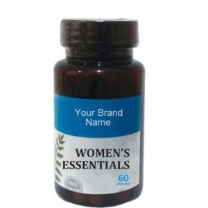 Women's Essentials Food Supplement Natural Private Label | Wholesale